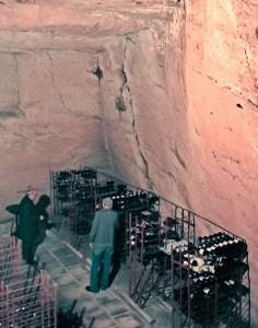 Wine Cellar at Cefalicchio