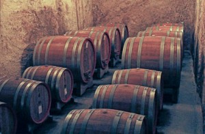 Barrels at Cefalicchio