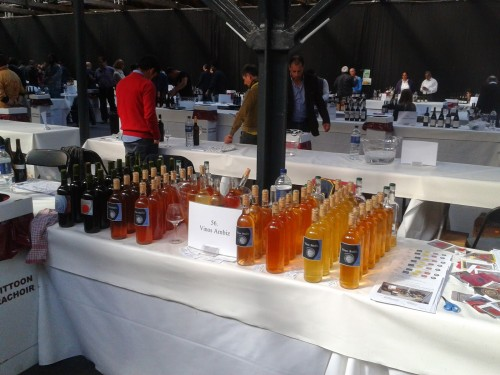 Real Wine Fair 2014 – A Winemaker's Perspective