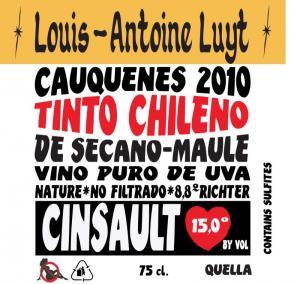 Luyt Carignan Trequilemu 2011
