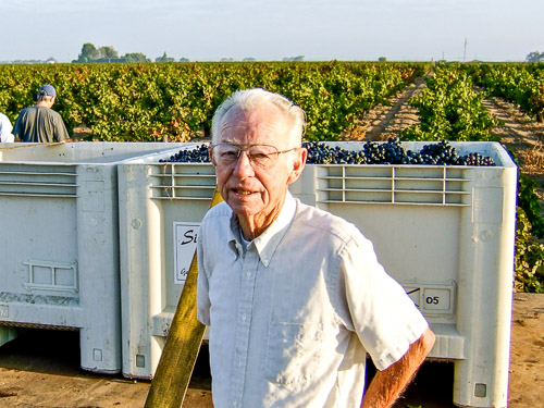 A Special Tribute To An Organic Vineyard Owner — Al Bechthold