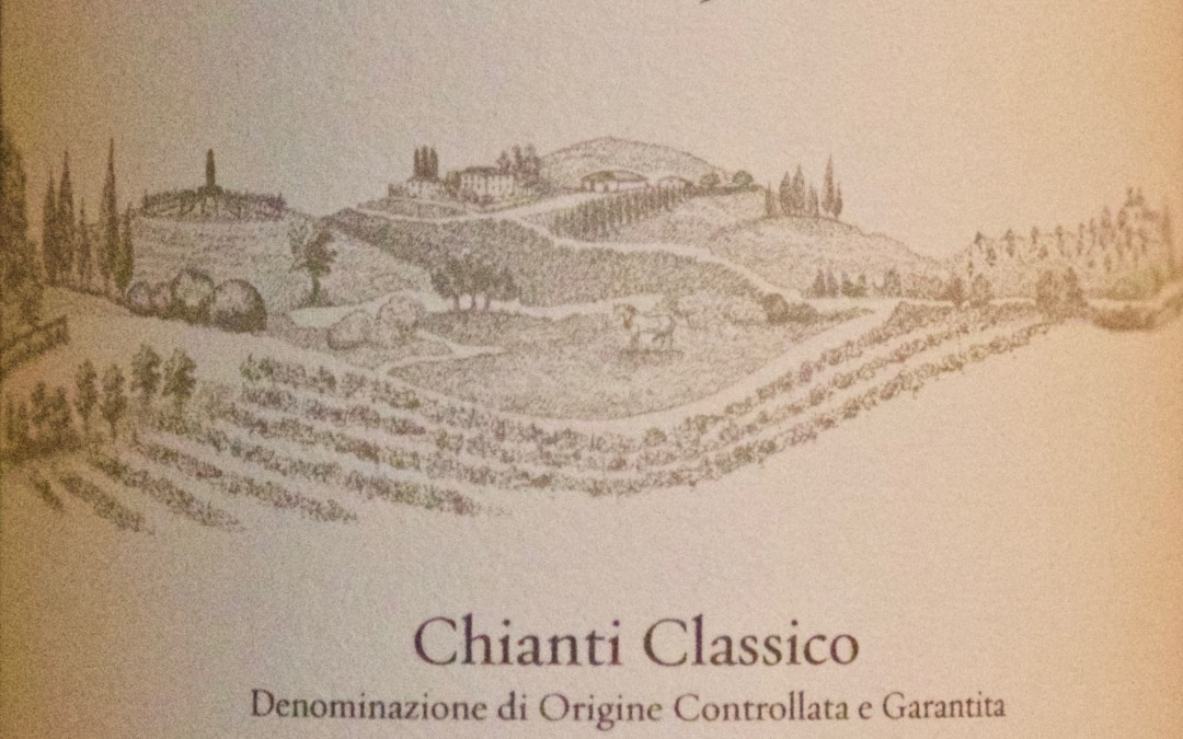Dievole Chianti Classico DOCG 2014, Biodynamic Wine From Tuscany