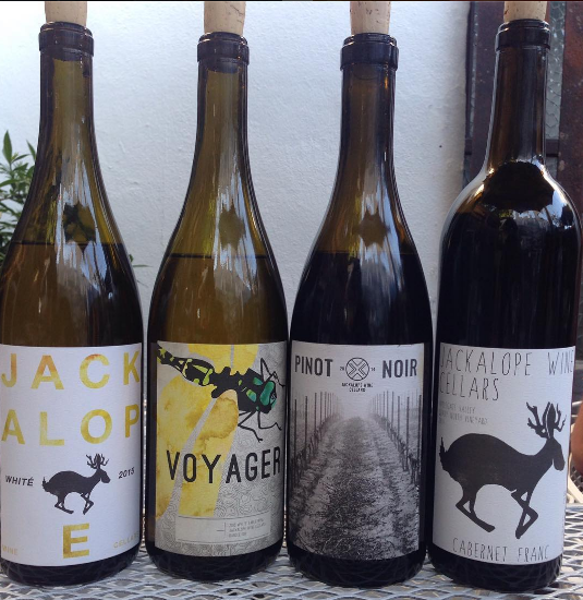 The New Wave Of Oregon Natural Wine: Notes From Tastings
